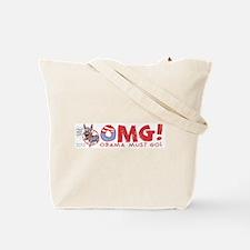 Obama Health Care Lie Tote Bag