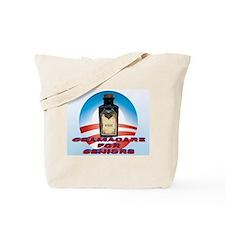 Obamacare for Seniors Tote Bag