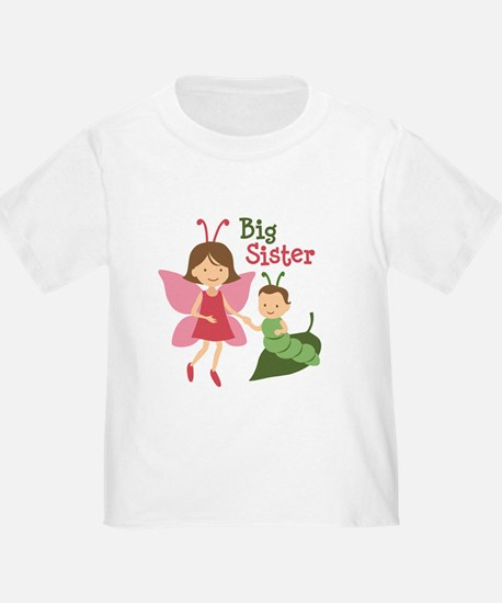 Big Sister - Butterfly T