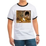 THE PUPPIES Ringer T
