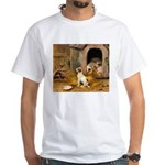 THE PUPPIES White T-Shirt