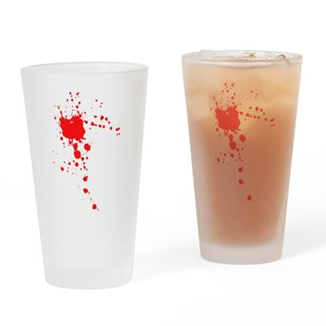Blood Drinking Glass