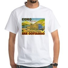 Italy Travel Poster 1 Shirt