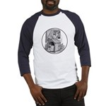 DOG & ROOSTER Baseball Jersey