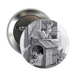 "DOG & ROOSTER 2.25"" Button (100 pack)"