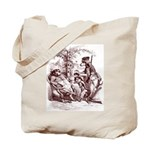 DOG GIVING COUNSEL Tote Bag
