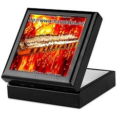 lava.png Keepsake Box