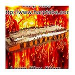 lava.png Tile Coaster