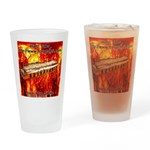 lava.png Drinking Glass
