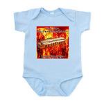 lava.png Infant Bodysuit