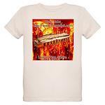 lava.png Organic Kids T-Shirt