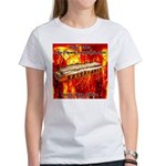 lava.png Women's T-Shirt