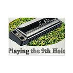 harmonica1.jpg Rectangle Magnet (10 pack)