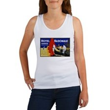 Italy Travel Poster 2 Women's Tank Top