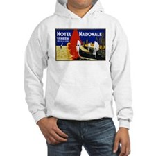 Italy Travel Poster 2 Hoodie