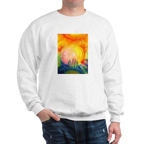 We Are Not Alone Sweatshirt