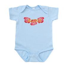 ALOHA HIBISCUS Infant Bodysuit