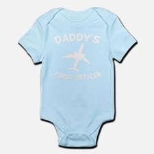 Daddys First Officer Body Suit