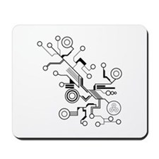 Circuit Mousepad