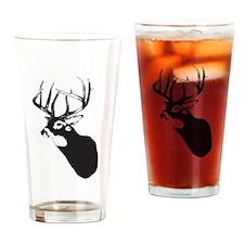 Buck Drinking Glass