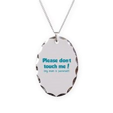 Please don't touch me! Necklace