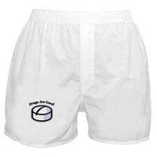 """""""Drugs Are Good"""" Boxer Shorts"""