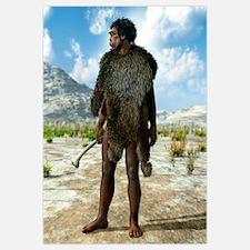 Homo erectus, artwork