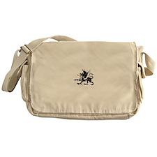 Medieval Dragon Messenger Bag
