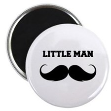 "Little man 2.25"" Magnet (10 pack)"