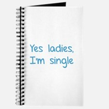 Yes ladies, I'm single Journal