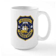 Haven PD Logo - Mug