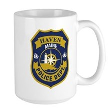 Haven PD Logo - Mug