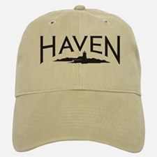 Haven logo - Baseball Baseball Cap