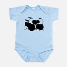 Drums Infant Bodysuit