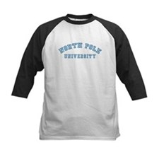 North Pole University Tee