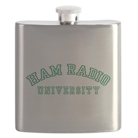 Ham Radio University Flask
