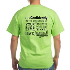 Go Confidently T-Shirt