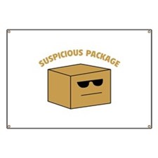 Suspicous Package Banner