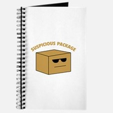 Suspicous Package Journal