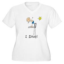 Boy I Dive T-Shirt