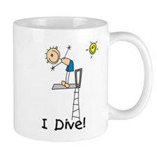 Boy I Dive Mug