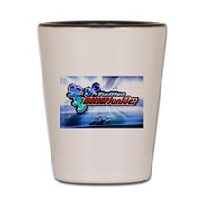 MotoGPJunkies Logo Shot Glass