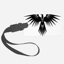 Bird of Prey Luggage Tag