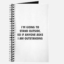 I Am Outstanding Journal