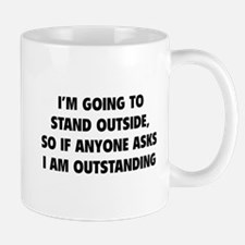 I Am Outstanding Mug