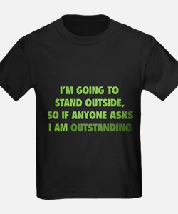 I Am Outstanding T