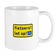 fietspadFietsers Mug