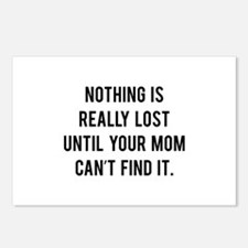 Nothing is really lost Postcards (Package of 8)