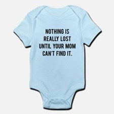 Nothing is really lost Infant Bodysuit