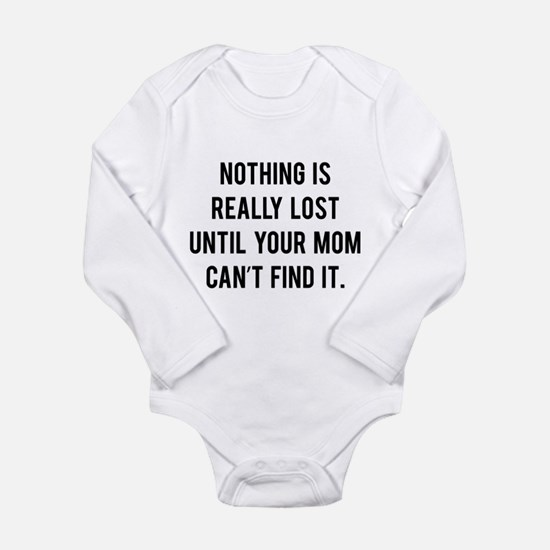 Nothing is really lost Baby Outfits